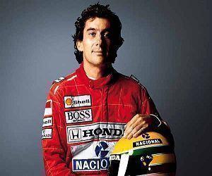Ayrton Senna: Somos insignificantes. Por mais que voc� programe sua vida, a qualquer momento tudo pode mudar.