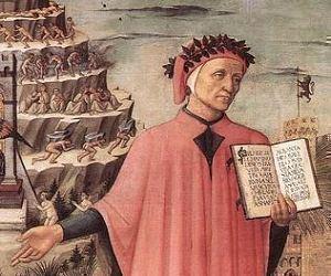 Dante Alighieri: Ó, vós que entrais, abandonai toda a esperança...