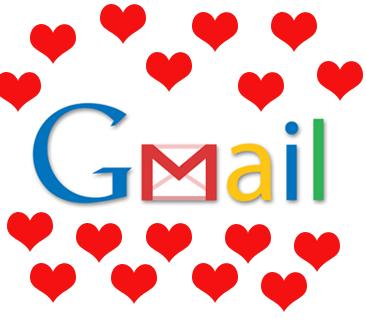 Frases sobre a queda do Gmail