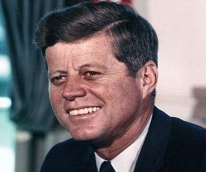 John Kennedy:  O conformismo � carcereiro da liberdade e inimigo do crescimento.
