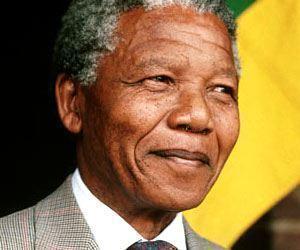 Nelson Mandela: Sonho com o dia em que todos levantar-se-�o e compreender�o que foram feitos para viverem como irm�os.