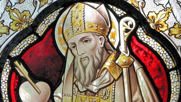Santo Agostinho: Dois homens olharam atrav�s das grades da pris�o; um viu a lama, o outro as estrelas.
