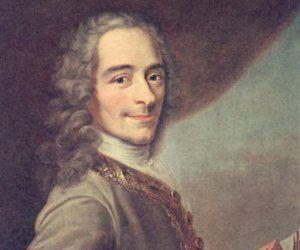 Voltaire:  Garantem-nos os ap�stolos do suic�dio ser absolutamente per-miss�vel deixarmos a nossa casa, quando nos sentimos esgotados. Est� bem: mas a maior parte dos homens prefere dormir numa casa feia a ficar no ar livrei